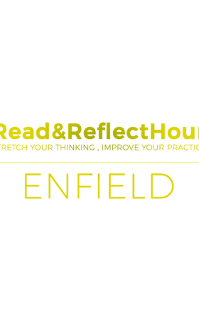 Read & Reflect Hour – Enfield Adults